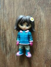 Doll from Heel of Child's Shoes (Very Good Condition) - Possibly Clarkes