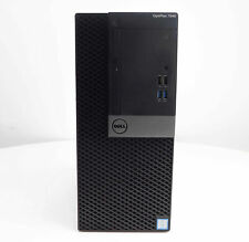 Dell Optiplex 7040 MT Core i7-6700 3.40GHz 16GB RAM 500GB HDD NVIDIA Win 10 Pro