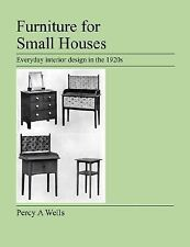 Furniture for Small Houses : Everyday interior design in The 1920s by Percy...