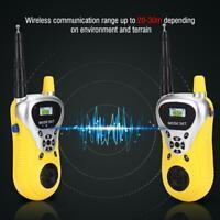 2PCS Long Range Walkie Talkie 2 Way Ham Radio Interphone Child Xmas Gift Toy❤SU
