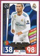 "Cristiano Ronaldo (Real Madrid) Champions League 17/18 Sondercard ""UCL-ALL-STAR"""