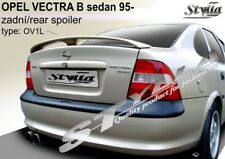 SPOILER REAR BOOT TRUNK OPEL VAUXHALL VECTRA B WING ACCESSORIES