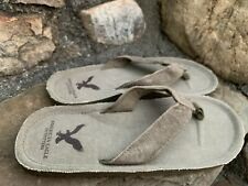 New American Eagle Flip Flops Shoes Size 9/42.5 Excellent Condition