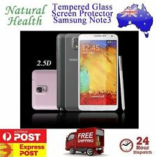 Tempered Glass 9H 2.5D Screen Protector Film Guard for Samsung Galaxy Note 3 III