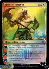 Magic The Gathering  - Ajani Le vengeur foil promo prerelease Rare Francais NEUF