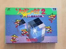 Solomon's key 2 - Famicom