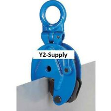 NEW! Vertical Plate Clamp Lifting Attachment 2000 Lb. Capacity!!