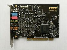 Creative Labs Sound Blaster Audigy 4 SB0610 7.1 Channel Surround PCI Soundkarte