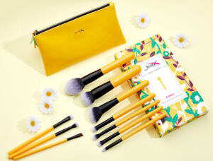 Jessup Makeup Brushes Set Face Soft Powder Foundation Blush Brow Eyeshadow Brush