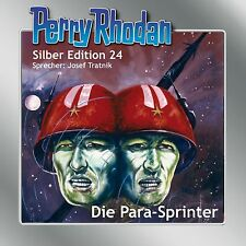 12 CD Perry Rhodan Silber Edition 24 Die Para-Sprinter