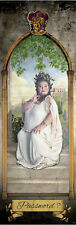 Harry Potter - Door Movie Poster / Print (The Fat Lady - House Gryffindor)