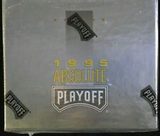 1995 Playoff Absolute - Factory Sealed Box