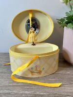 Euro Disneyland Paris Belle Beauty & The Beast Musical Jewellery Box Plays Song