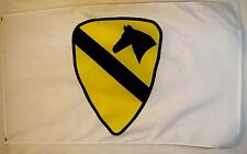 Army 1st Calvary Division Emblem Flag 3' x 5' Indoor Outdoor Banner