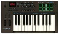 Nektar Impact LX25+ 25-key Keyboard Controller