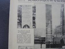 1931 Gartenlaube 33 / Hamburg Ehrenmal für die Gefallenen an der Kleinen Alster