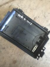 VAUXHALL CORSA D 1.7 DIESEL ENGINE BAY FUSE BOX COVER LID 13246936 2011 TO 2015.