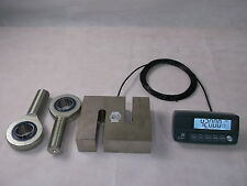 MT501H S-type load cell 20t with MI104 indicator with 2 rod ends