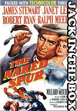 The Naked Spur DVD NEW, FREE POSTAGE WITHIN AUSTRALIA REGION ALL