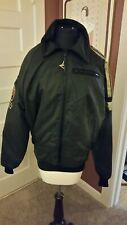 VTG HONDA JACKET sz MED GOLDWING HONDALINE Reflective Jacket W/LINER