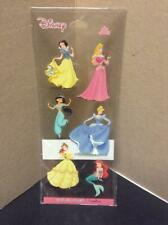 DISNEY HALLMARK PRINCESS STICKER SHEET-STICKERONI RARE SET