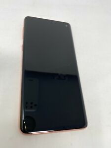 SR Samsung Galaxy S10 (SM-G973U) 128GB GSM+CDMA Unlocked Flamingo Pink