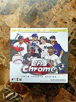 Topps Chrome 2020 MLB Baseball Update Series Mega Box Trading Cards