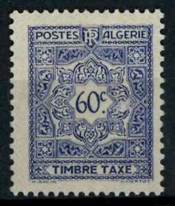 Algeria 1947-1955 SG#D286, 60c Ultramarine Postage Due MH #E84615