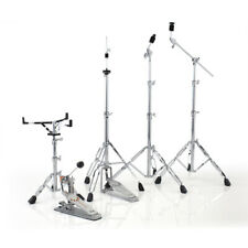 Pearl Drums HWP-830 Hardware Pack, Cymbal Stand, Snare, Hi-Hat, Bass Pedal