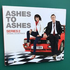 ASHES TO ASHES Series 2 TV Soundtrack CD Keeley Hawes David Bowie Audi Quattro