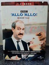 Allo Allo! - Series 1 & 2 [1982] - DVD