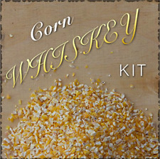 Corn Whiskey & Ingredients Kit and Recipe