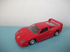 08.05.16.8 Ferrari F40 rouge 1/39 MAISTO Shell
