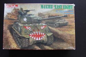 DML  9009 1/35 M4A3E8 Easy Eight Sherman Korean War