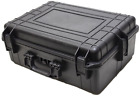 "22"" Hard Shell Case for Guns DSLR Cameras W/Pelican 1520 Style Pluck Foam NEW"