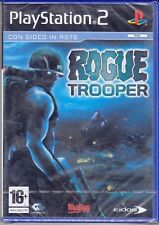 Ps2 PlayStation 2 **ROGUE TROOPER** nuovo sigillato italiano pal