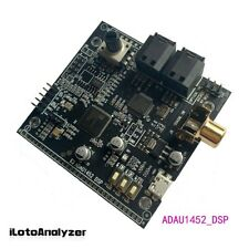 ADAU1452 DSP Board Learning with MCU STM32F103C8T6 Schematic Diagram For Audio