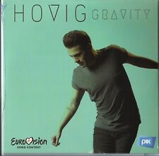 "Hovig ""Gravity"" Cyprus Eurovision 2017 PROMO 5 track NEW SEALED"