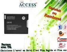Original Battery Motorola GK40 Motorcycle G4 Play XT1607 XT1609 2800 MAH