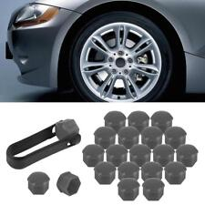 20pcs 321601173A Grey Wheel Lug Bolt Nut Caps Covers for Volkswagen/Audi A3
