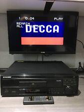 LD Pioneer CLD-900 PAL Laserdisc Player Analog/ Digital & Fernbedienung