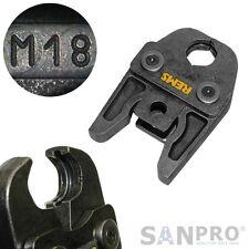 REMS 570120 Pressbacke M 18 Presszange M18 - Z.B. für Edelstahl Geberit Mapress