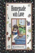 OWENSBORO KY 2001 WEST LOUISVILLE ELEMENTARY SCHOOL COOK BOOK HOMEMADE WITH LOVE