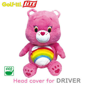 LITE Golf Japan Care Bears H-235 Head cover for Driver 460cc 20sp