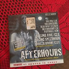 AAVV Afterhours ROCKSOUND compilation cd vol 34 Lacuna Coil Linea 77
