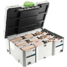 Festool 498204 Domino Beechwood Assortment DS/XL D8/D10 306x BU