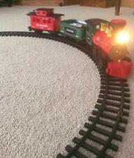 SCIENTIFIC TOYS RIO GRANDE 4068/4067 Train Set And Tracks H SCALE LARGE TRAIN