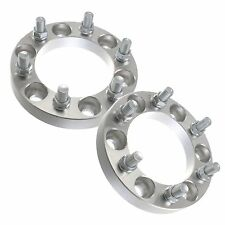 "(2) 1"" Inch Chevy Wheel Spacers 