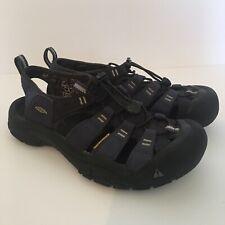 KEEN Men's Sandals Size 8 Dark Blue Gray Waterproof