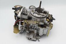 1985 1986 Nissan Pickup Truck Remanufactured Carburetor California Emissions